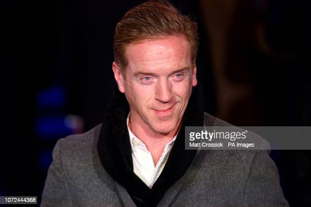 Damian Lewis attending the European premiere of Mary Poppins Returns at the Royal Albert Hall in London PRESS ASSOCIATION Photo Picture date...