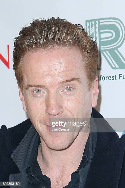 Damian Lewis attends Baby It's Cold Outside The 2016 Revlon Holiday Concert For The Rainforest Fund Gala at JW Marriott Essex House on December 14...