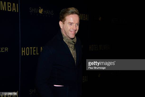 Damian Lewis attends Bleecker Street ShivHans Pictures Hosts A Special Screening at Museum of Modern Art on March 17 2019 in New York City