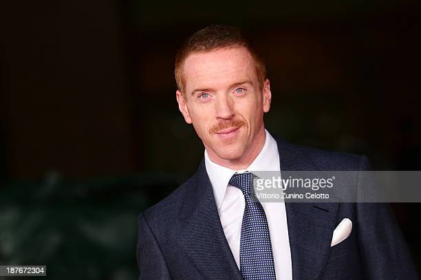 Damian Lewis attends 'Romeo And Juliet' Premiere during The 8th Rome Film Festival at Auditorium Parco Della Musica on November 11 2013 in Rome Italy