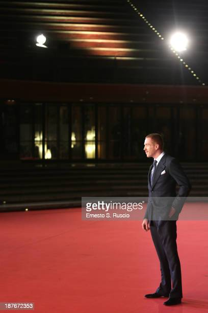 Damian Lewis attends 'Romeo And Juliet' Premiere during The 8th Rome Film Festival at Auditorium Parco Della Musica on November 11, 2013 in Rome,...