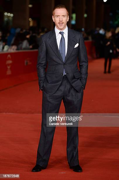 Damian Lewis attends 'Romeo And Juliet' Premiere during The 8th Rome Film Festival on November 11 2013 in Rome Italy