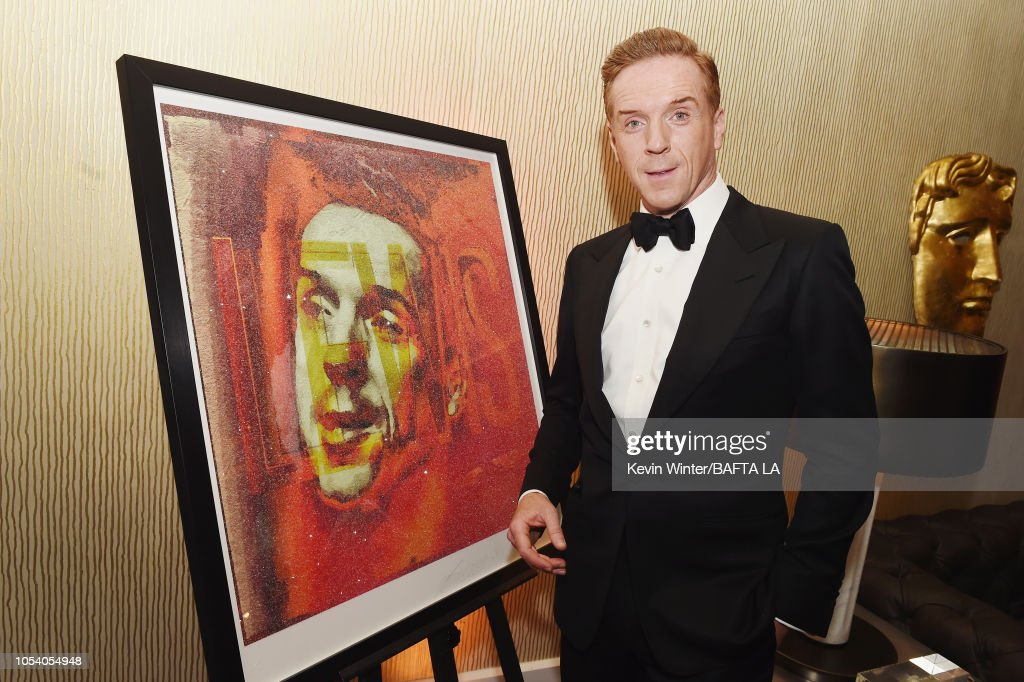 2018 British Academy Britannia Awards presented by Jaguar Land Rover and American Airlines - Portrait Room : News Photo