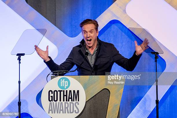 Damian Lewis attends the 26th Annual Gotham Independent Film Awards at Cipriani Wall Street on November 28 2016 in New York City