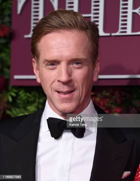 Damian Lewis attends the 65th Evening Standard Theatre Awards at London Coliseum on November 24 2019 in London England