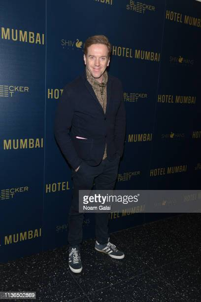 Damian Lewis attends the Hotel Mumbai New York Screening at Museum of Modern Art on March 17 2019 in New York City
