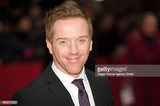 Damian Lewis attends the 'Queen of the Desert' premiere during the 65th Berlinale International Film Festival at Berlinale Palace on February 6 2015...