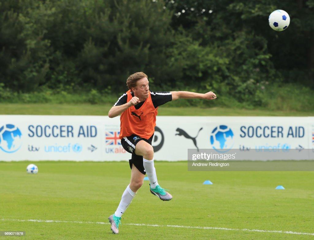 Soccer Aid for UNICEF Media Access : News Photo
