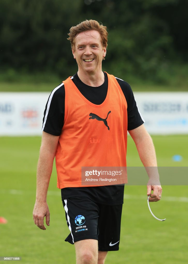 Soccer Aid for UNICEF Media Access : News Photo