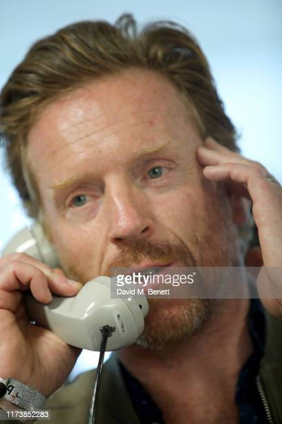 Damian Lewis representing Sir Hubert Von Herkomer Arts Foundation attends BGC Charity Day at One Churchill Place on September 11 2019 in London...