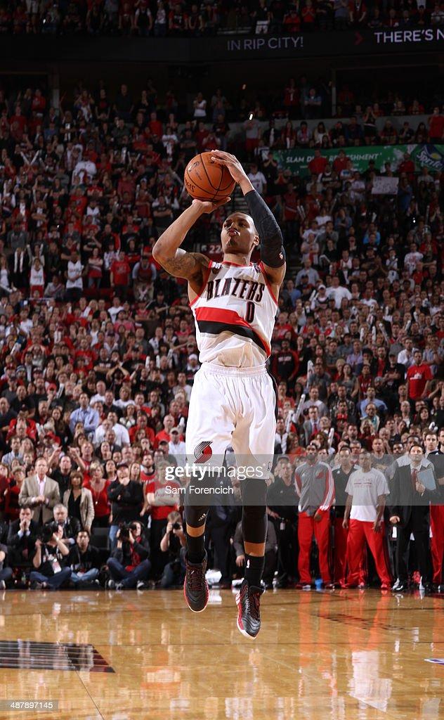 Houston Rockets v Portland Trail Blazers - Game Six