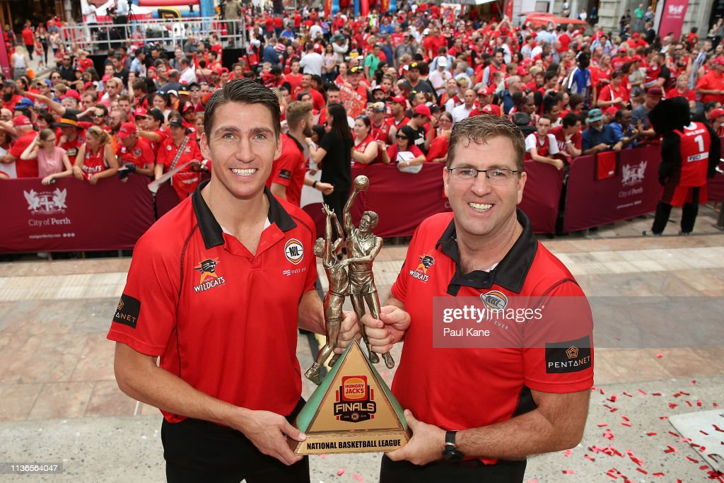 AUS: City of Perth Championship Celebration