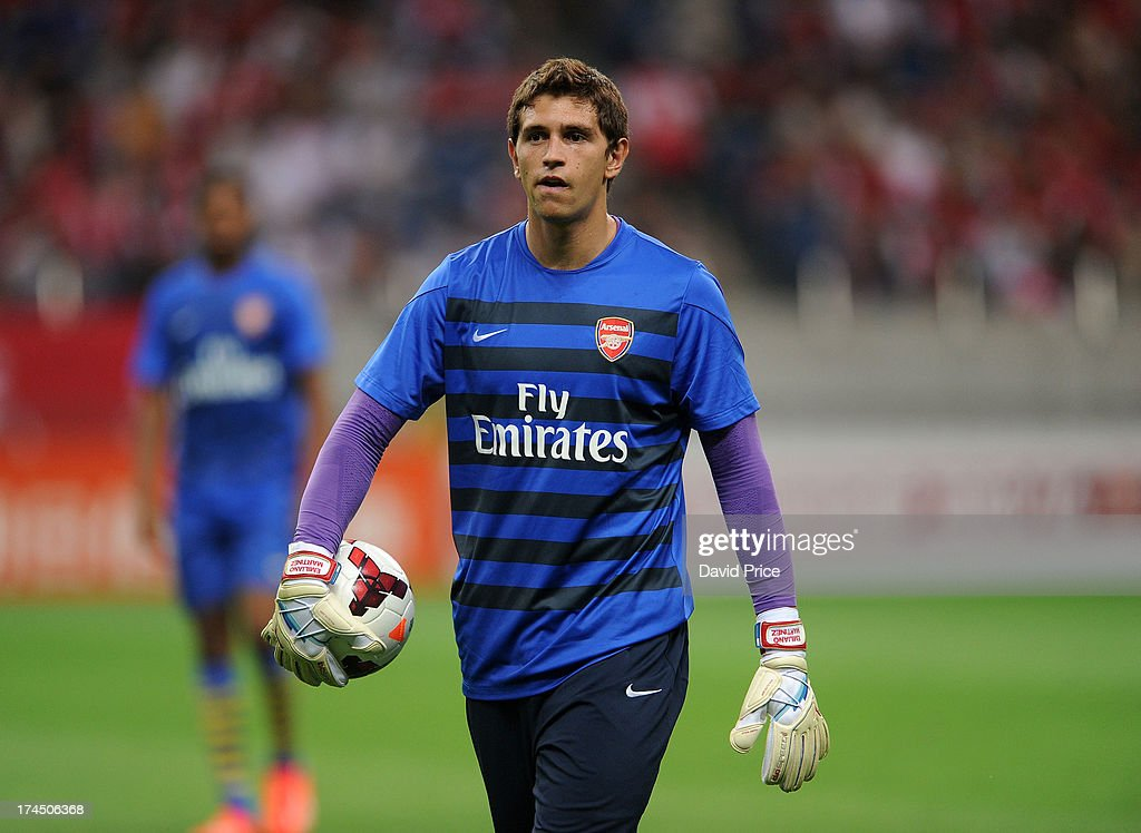 Urawa Red Diamonds v Arsenal : News Photo