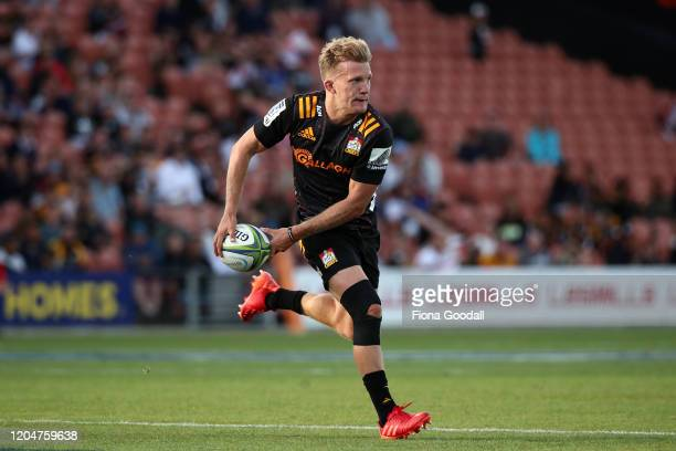 Damian McKenzie of the Chiefs