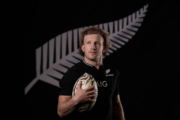NZL: All Blacks Portrait Session