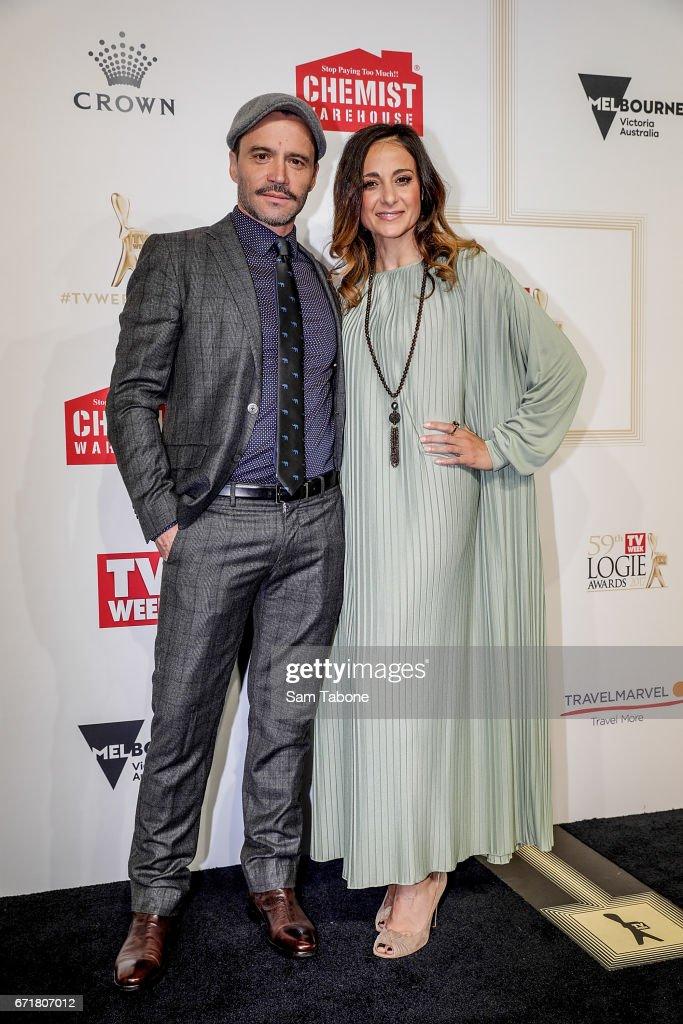 2017 Logie Awards - Arrivals : News Photo
