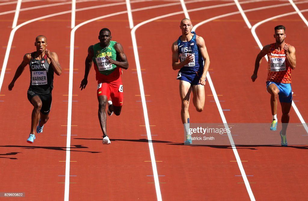16th IAAF World Athletics Championships London 2017 - Day Eight : News Photo