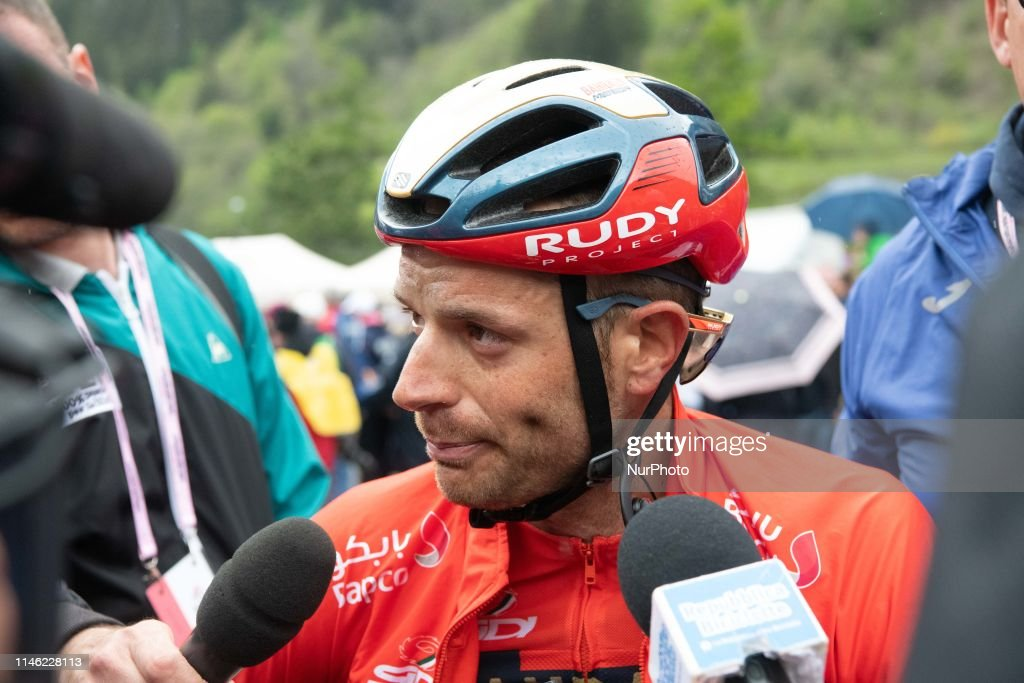 102nd Giro d'Italia 2019 - Stage 14 Saint Vincent - Courmayeur : ニュース写真
