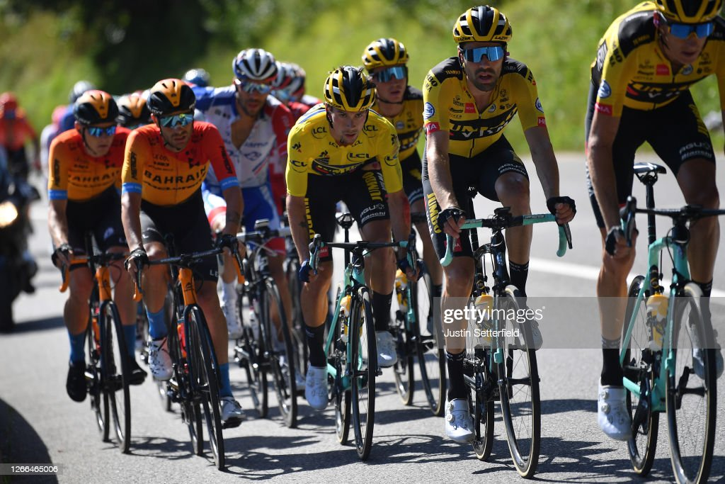 72nd Criterium du Dauphine 2020 - Stage 4 : News Photo