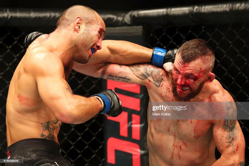 UFC Fight Night: Werdum v Tybura : News Photo