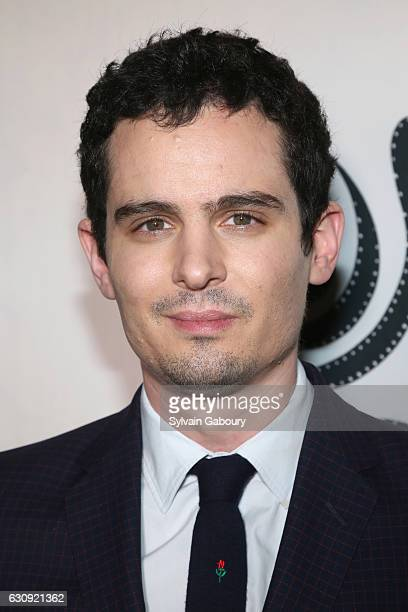 Damien Chazelle attends 2016 New York Film Critics Circle Awards on January 3 2017 in New York City