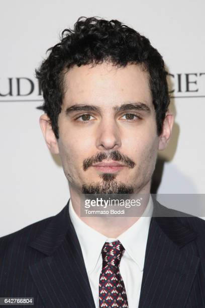 Damien Chazelle attends the 53rd Annual Cinema Audio Society Awards held at Omni Los Angeles Hotel at California Plaza on February 18 2017 in Los...