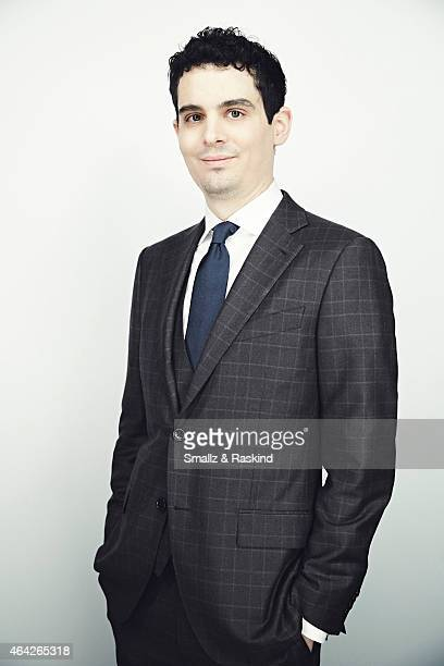 Damien Chazelle is photographed at the 2015 Film Independent Spirit Awards for on February 21 2015 in Santa Monica California