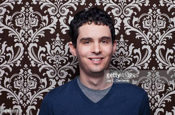 Damien Chazelle is photographed for Los Angeles Times on January 18 2014 in Park City Utah PUBLISHED IMAGE CREDIT MUST READ Jay L Clendenin/Los...