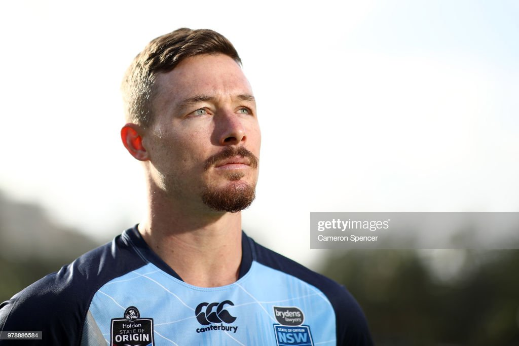 New South Wales Blues Training Session : ニュース写真