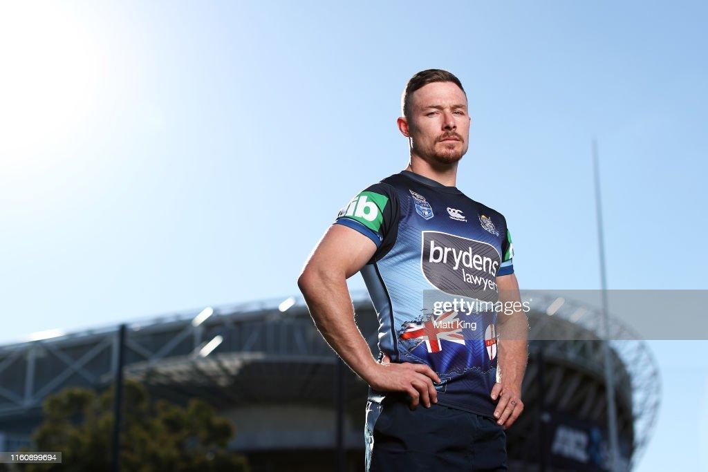 New South Wales Blues Captain's Run : ニュース写真