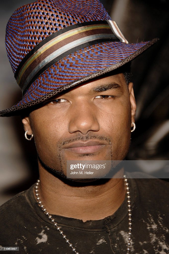 Damien Dante Wayans attends the 'Transformers' release party at Area on June 29, 2007 in Los Angeles, California.
