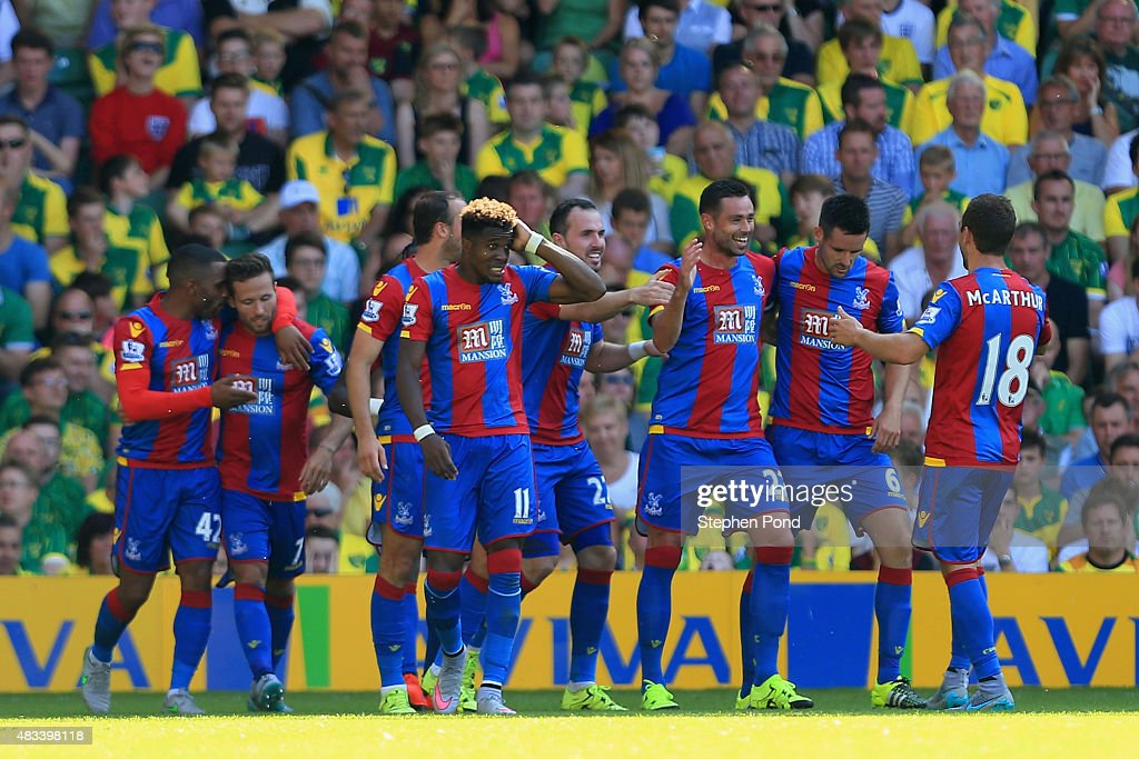 Norwich City v Crystal Palace - Premier League : News Photo