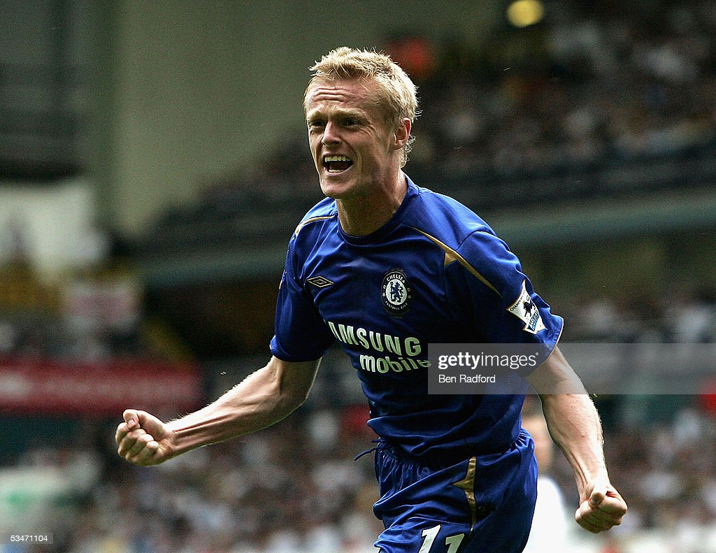 Tottenham Hotspur v Chelsea : News Photo
