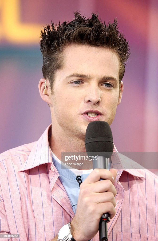 Damien during Avril Lavigne Visits MTV's 'TRL' - August 22, 2002 at MTV Studios - Times Square in New York City, New York, United States.