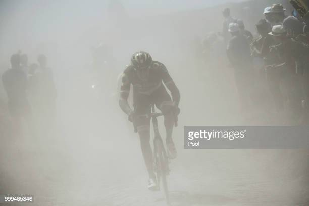 Damien Gaudin of France and Team Direct Energie / Dust / during the 105th Tour de France 2018 Stage 9 a 1565 stage from Arras Citadelle to Roubaix on...