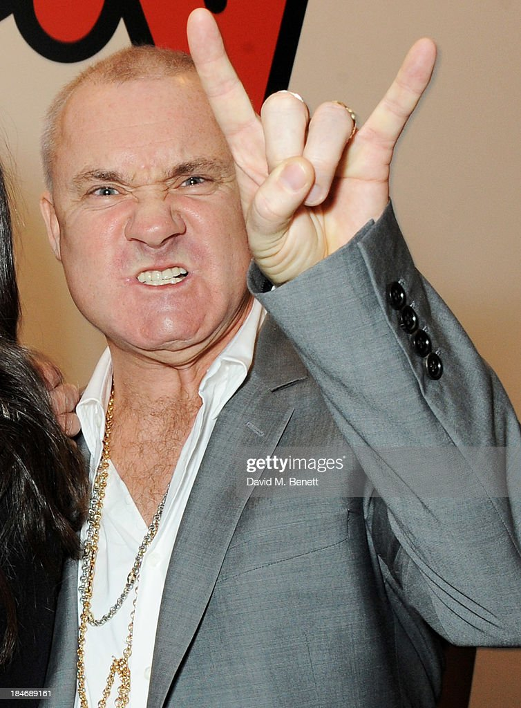 Damien Hirst And Felix Gonzalez-Torres: Candy - Private View : News Photo