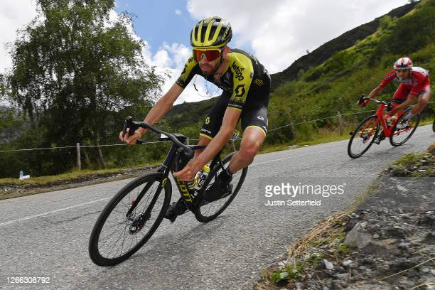 Damien Howson of Australia and Team Mitchelton - Scott / during the 72nd Criterium du Dauphine 2020, Stage 3 a 157km stage from Corenc to Saint...