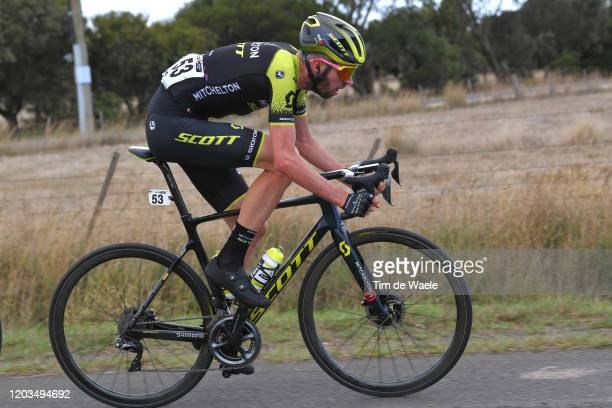 Damien Howson of Australia and Team Mitchelton-SCOTT / during the 6th Cadel Evans Great Ocean Road Race 2020, Elite Men's Race a 171km race from...
