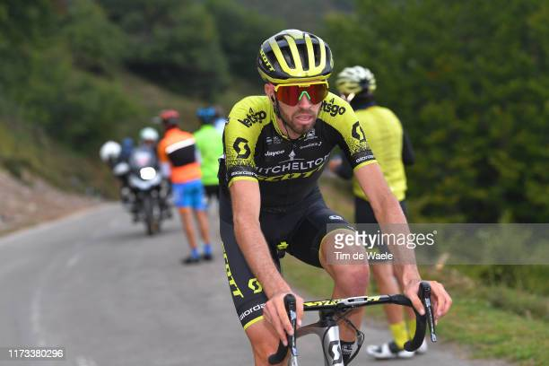 Damien Howson of Australia and Team Mitchelton-Scott / during the 74th Tour of Spain 2019, Stage 16 a 144,4km stage from Pravia to Alto de La...
