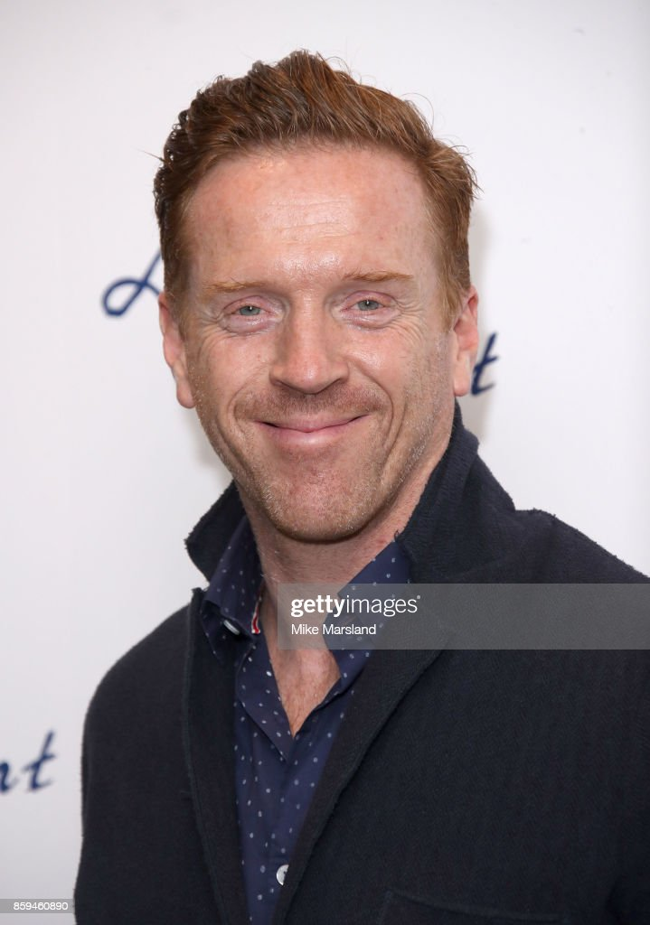 Damien Lewis attends the UK Premiere of 'Loving Vincent' during the 61st BFI London Film Festival on October 9, 2017 in London, England.