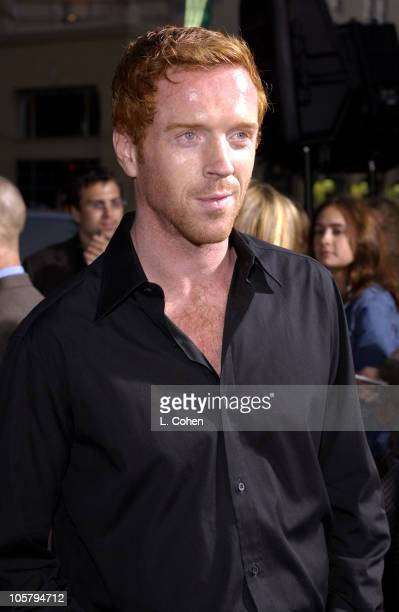 Damien Lewis during 'Underworld' Premiere Red Carpet at Mann's Chinese Theatre in Hollywood California United States