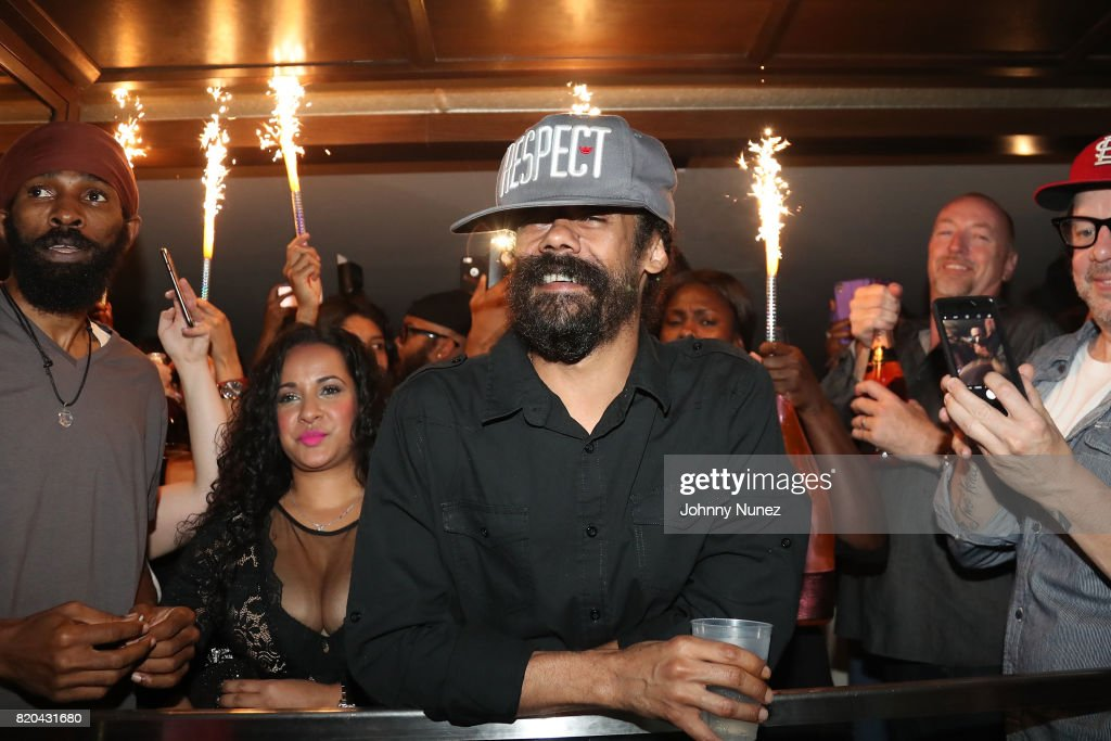 Damian marley pictures and photos getty images damien marley celebrates his birthday at 40 40 club on july 20 2017 in new thecheapjerseys Choice Image