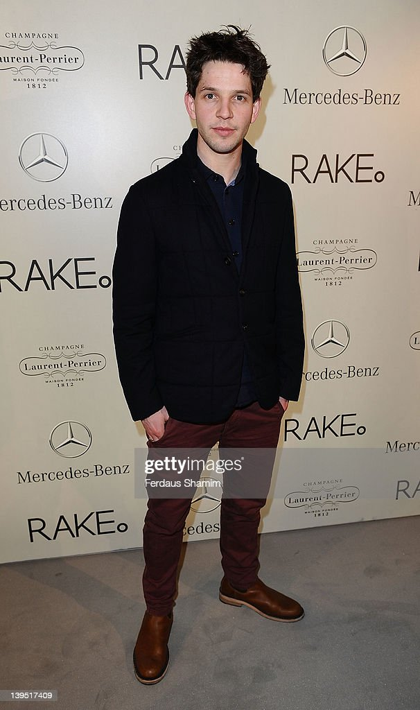 Rake: London Fashion Week A/W 2012 - Presentation : News Photo