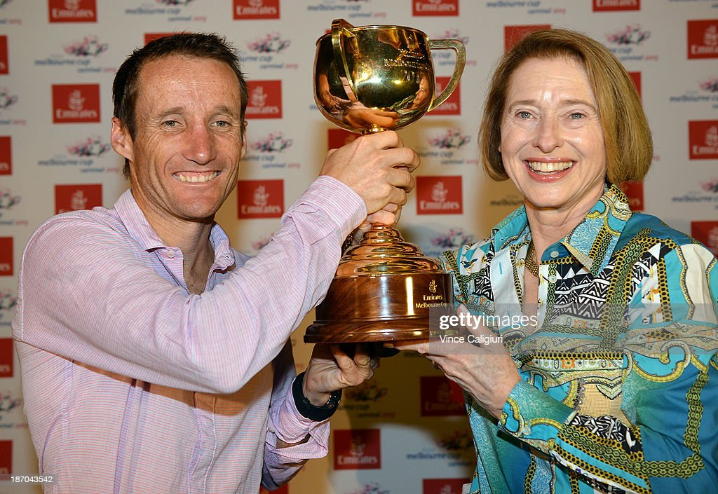 Melbourne Cup Winners & Crown Oaks Day Media Conference