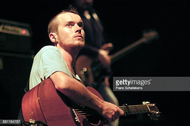 Damien Rice guitar and vocals performs at the Paradiso on August 15th 2003 in Amsterdam the Netherlands