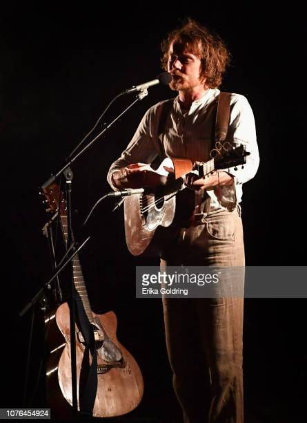 Damien Rice performs at Orpheum Theater on December 02 2018 in New Orleans Louisiana