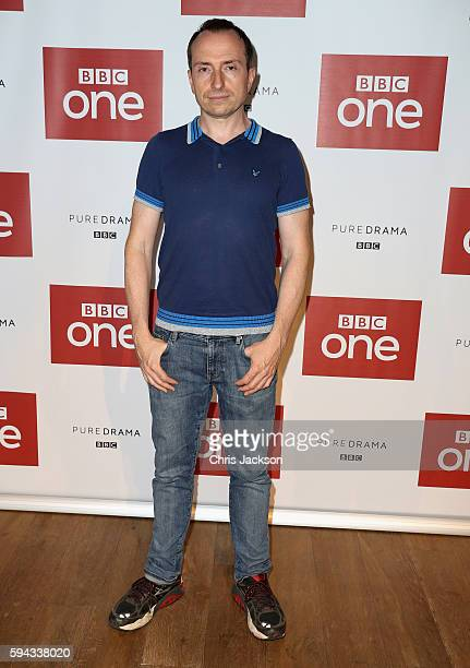 Damien Timmer poses for a photograph at the Poldark Series 2 Preview Screening at the BFI on August 22 2016 in London England