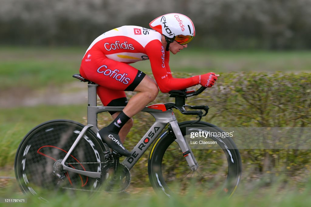 Damien Touzé of France and Team Cofidis Solution Credits / during the...  News Photo - Getty Images