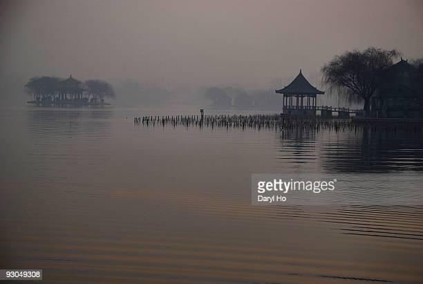 Daming Lake, Shandong, China