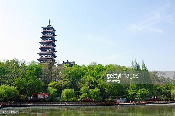 Daming Temple in Yangzhou China